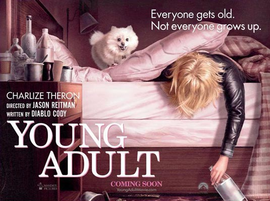 Young Adult: Movies about Writers