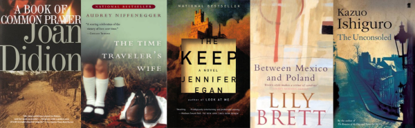 Top 10 Travel Novels