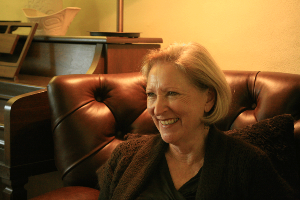 Q & A with Author Carmel Macdonald Grahame