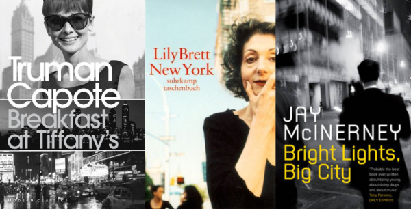 Top Ten Books About New York