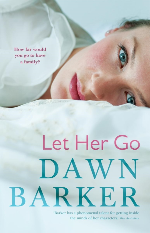 Q & A with Author Dawn Barker