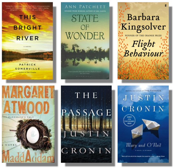 somerville-patchett-kingsolver-atwood-cronin
