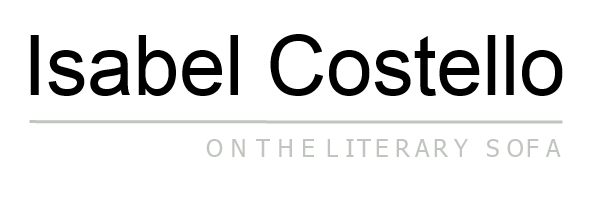 Agog About a Blog: The Literary Sofa