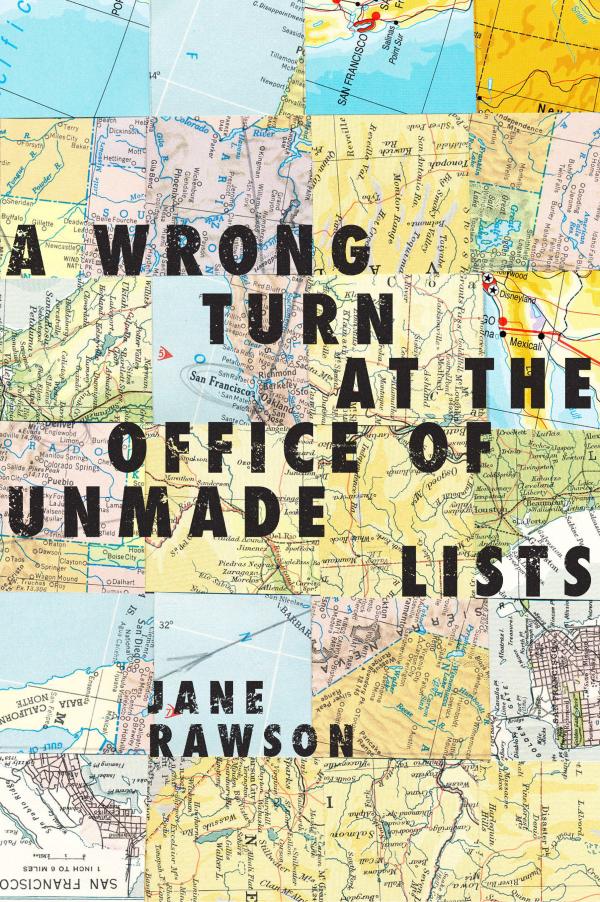 Q&A with Author Jane Rawson