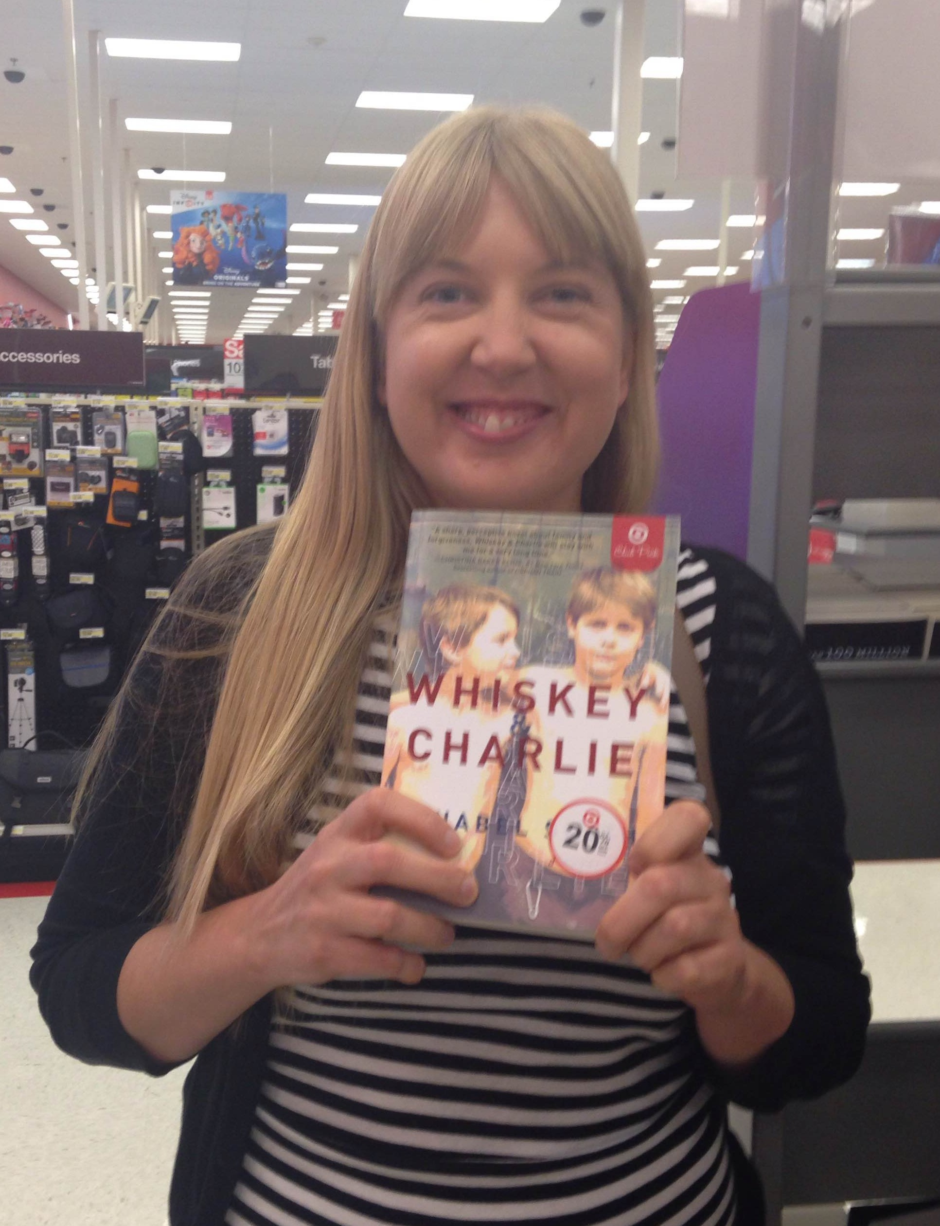 Whiskey & Charlie: Journey to a Book - US 'Micro-Tour'