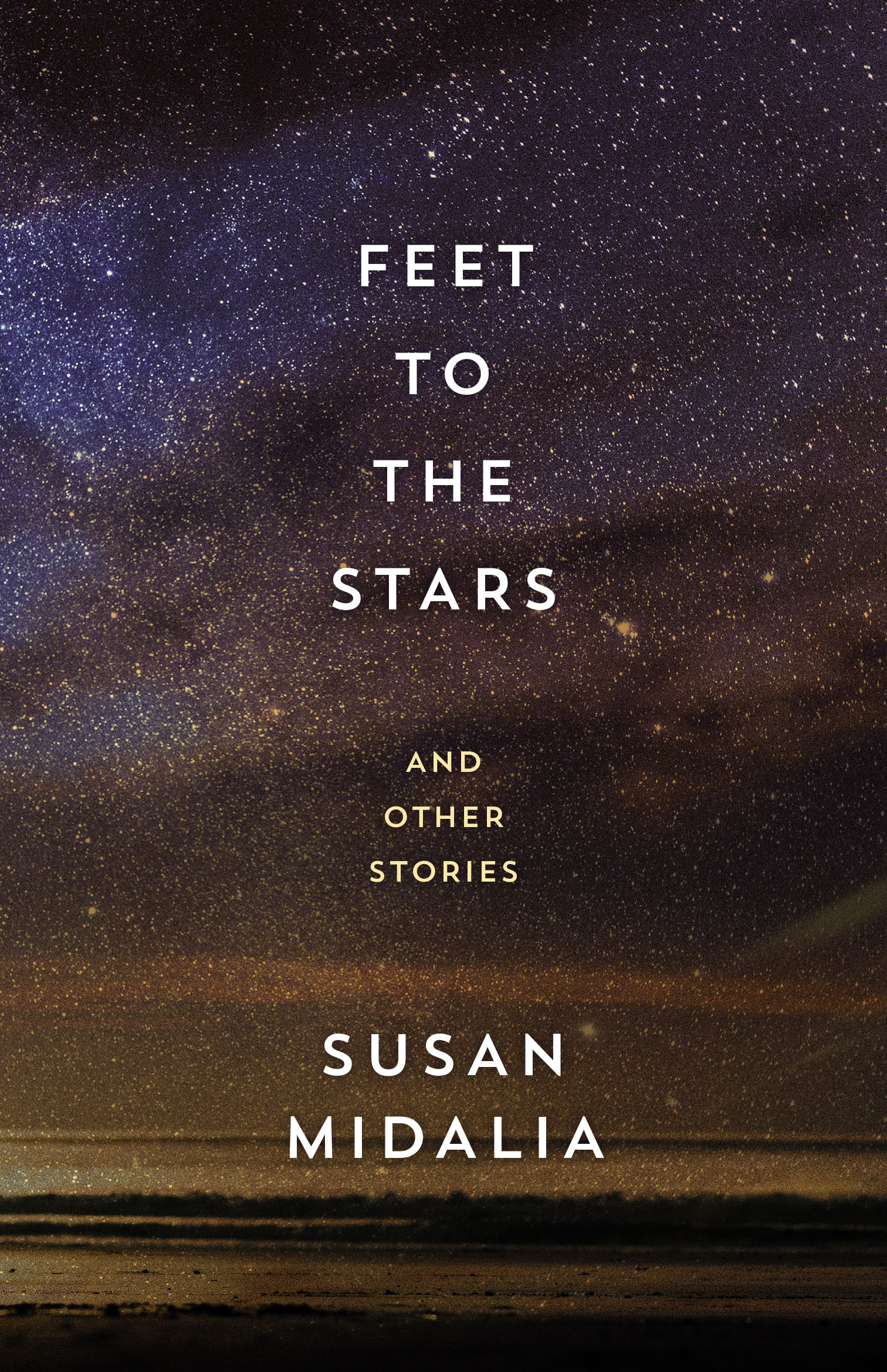 Q & A with Susan Midalia, author of Feet to the Stars