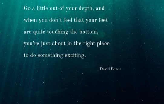 David Bowie on Creativity