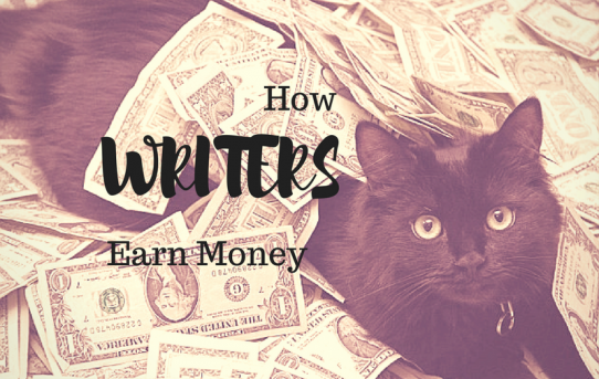 How Writers Earn Money: Podcast