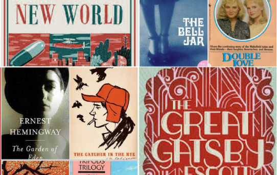 Top 10 Books I Loved as a Teenager