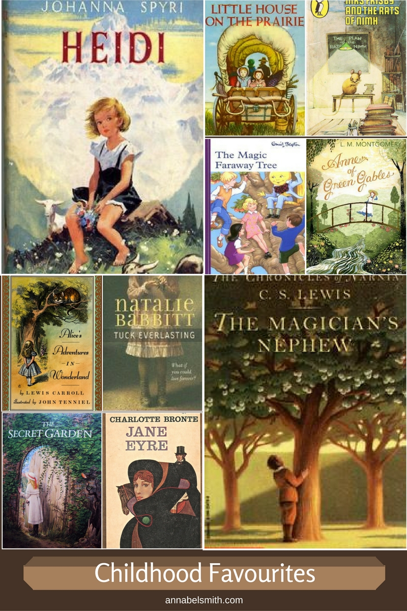Top 10: Favourite Childhood Books