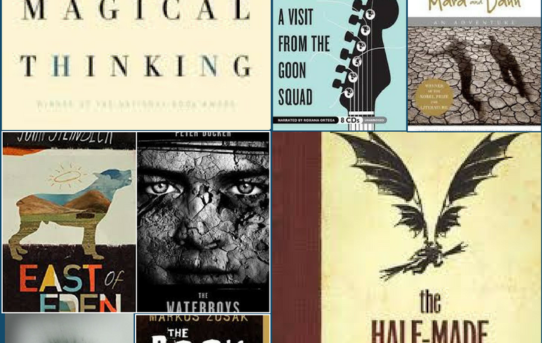 Top 10 Books of My 30s